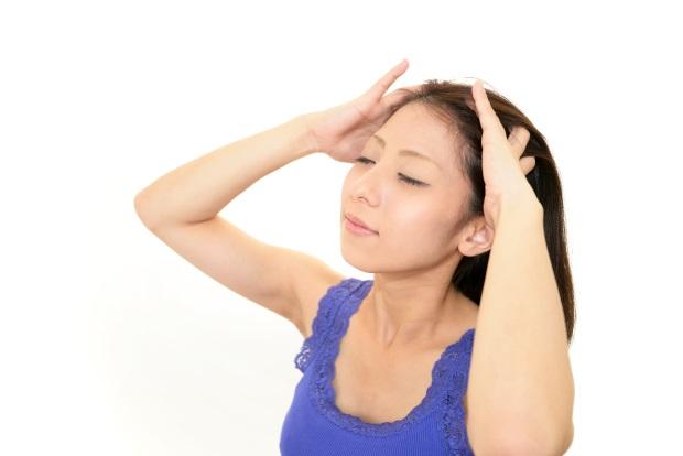 恐怖!若い女性の薄毛が増えている!落ち着いて対策を