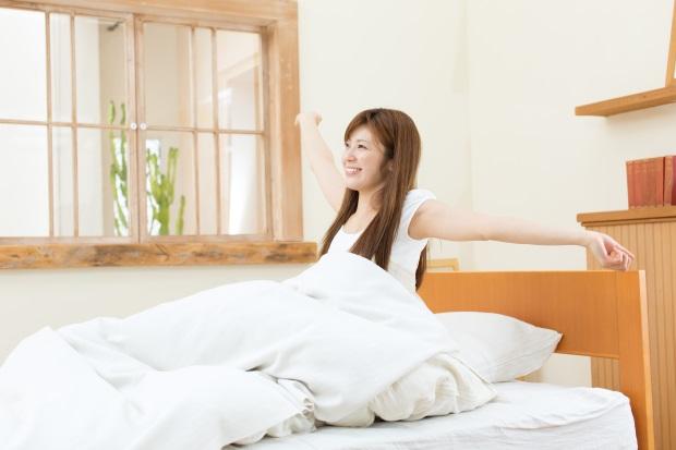 規則正しい睡眠と食生活でキレイなお肌作り