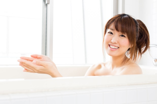 お風呂グッズを使いながら楽しく綺麗になる入浴美容法